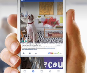 Why small businesses need to be in the Facebook video feed